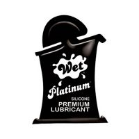 Lubricante Silicona Wet 10ml