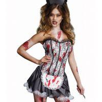 Disfraz Nana Zombie.