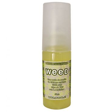 Lubricante Íntimo Weed 50ml