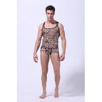 Camiseta Leopardo Starsex
