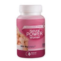 Estimulante Femenino Power Woman 60 caps