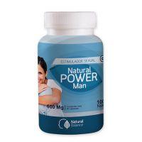 Estimulante Masculino Power Man 60 caps