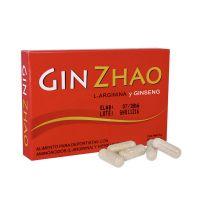 Estimulante Masculino Gin Zhao 10caps