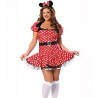 Disfraz de Mini Mouse XL