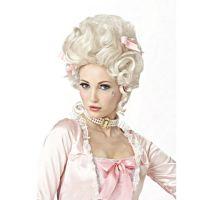 Peluca Rubia Marie Antoinette