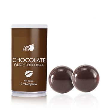 Bolitas Estimulantes Unisex Chocolate