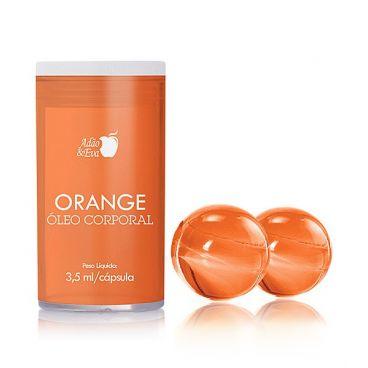 Bolitas Estimulantes Unisex Naranja