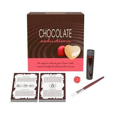 Juego Seduccion de Chocolate
