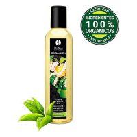 Aceite Masaje Shunga Orgánico – Exotic Green Tea
