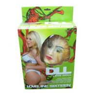 Muñeca Inflable